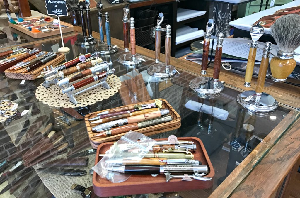 handcrafted wooden pens-2