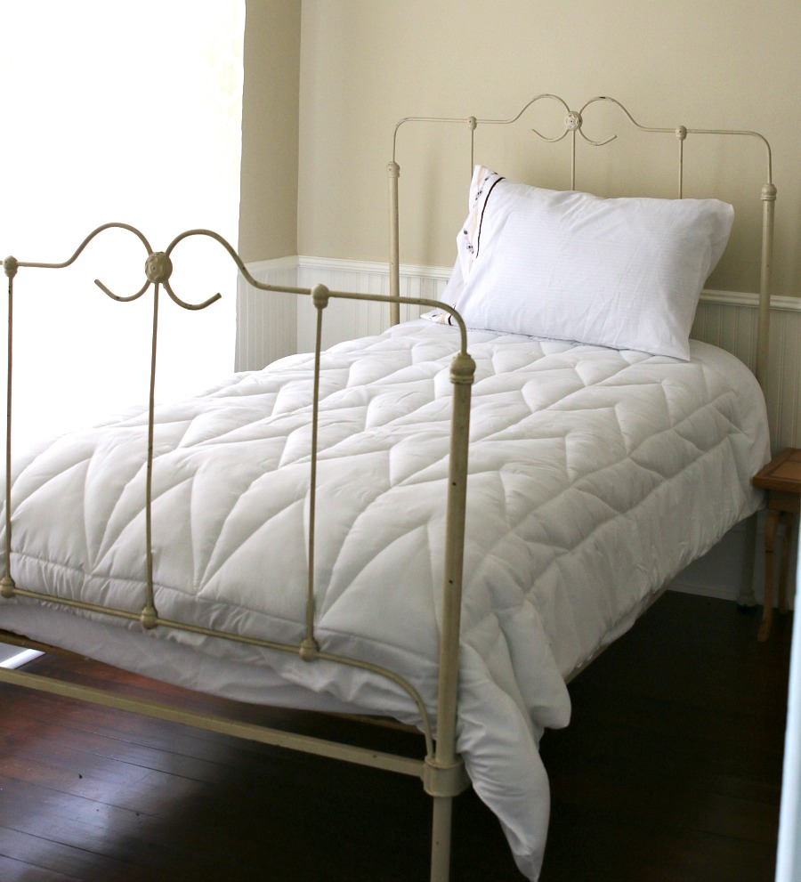 second bed