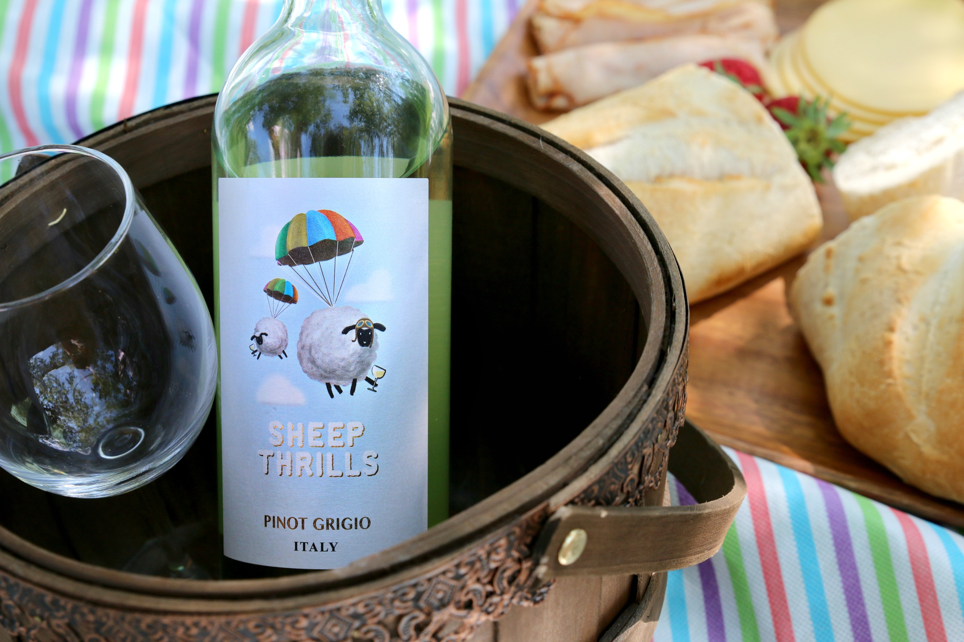 Sheep Thrills Pinot Grigio