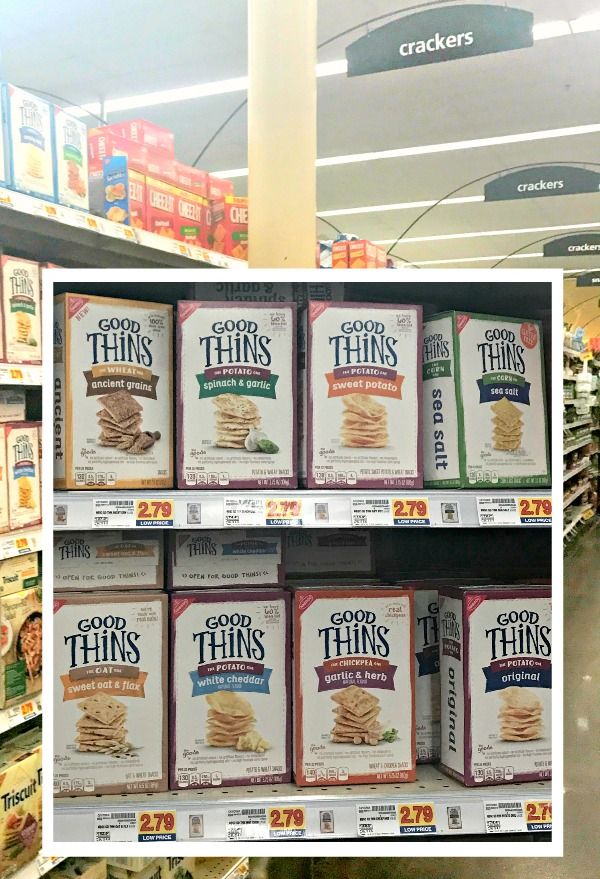 Good Thins in store photo